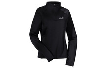 Jack Wolfskin Freedom Half Zip Women black